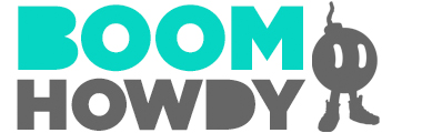 Boom Howdy logo