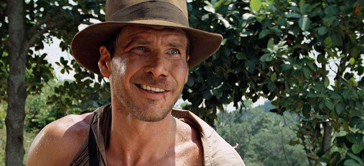 Indiana Jones Smile