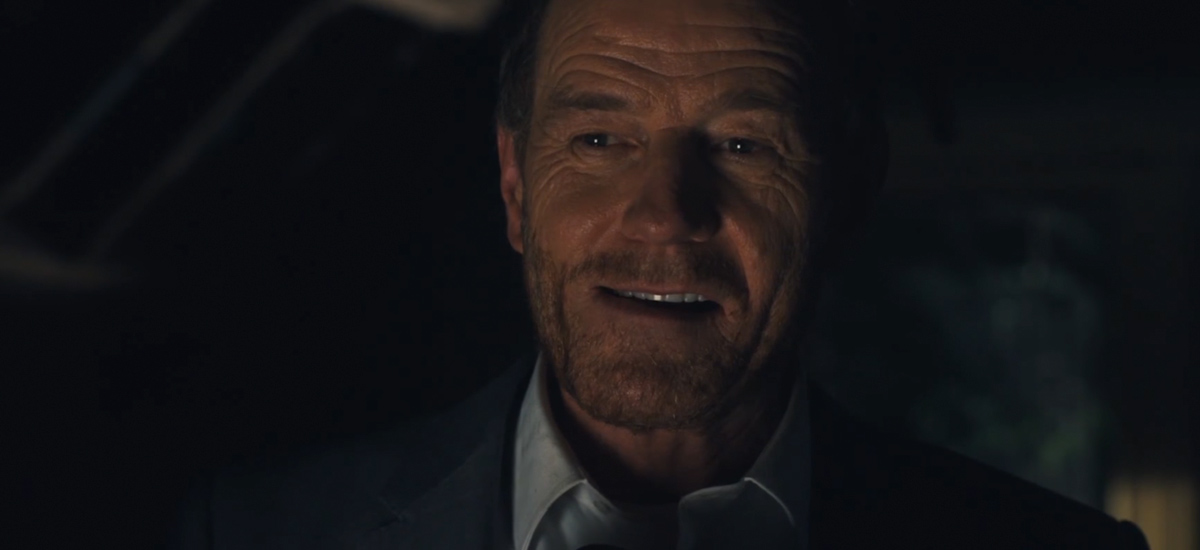 Bryan Cranston Leaves His Life Behind To Live In An Attic