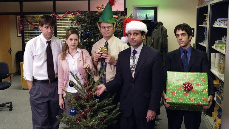 The Office, NBC, Steve Carrell, Rainn Wilson