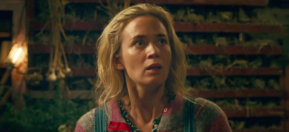 A Quiet Place, Emily Blunt, Horror