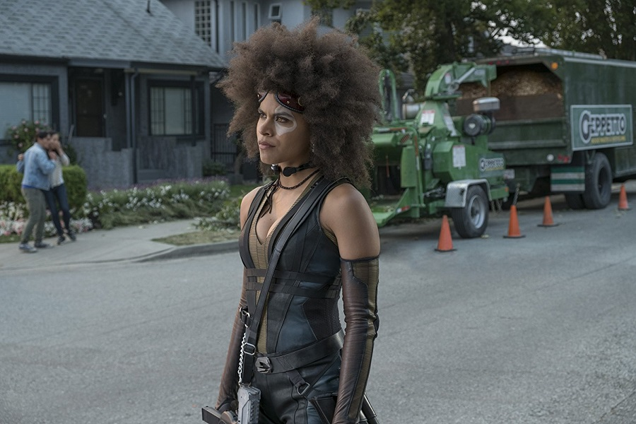Domino Deadpool 2