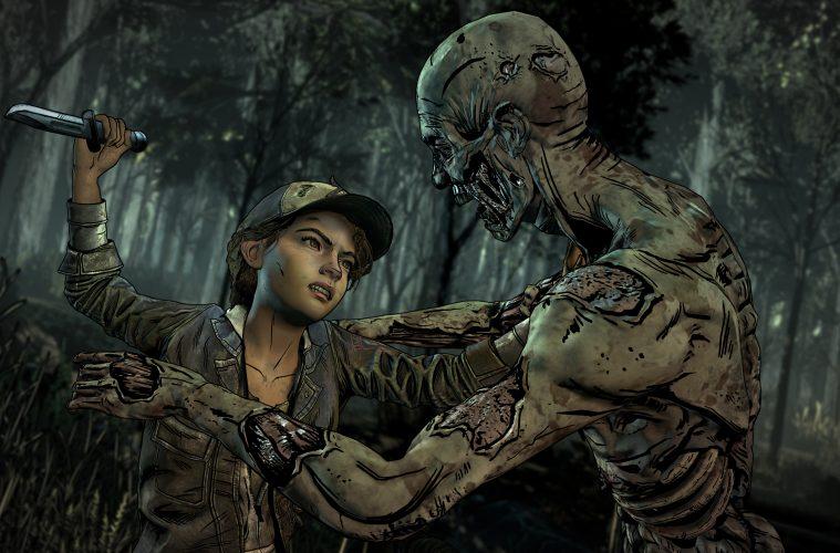 The Walking Dead: The Final Seaosn