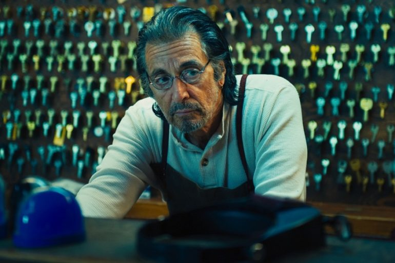 Al Pacino The Hunt