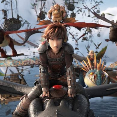 How To Train Your Dragon: Th Hidden World