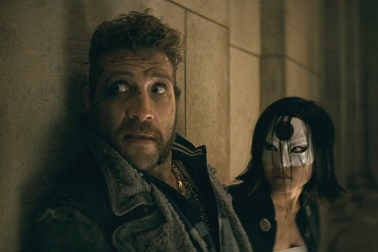 Captain Boomerang Suicide Squad Jai Courtney