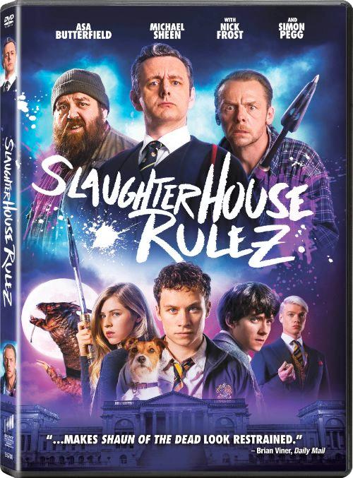 Slaughterhouse Rulez Trailer Deutsch