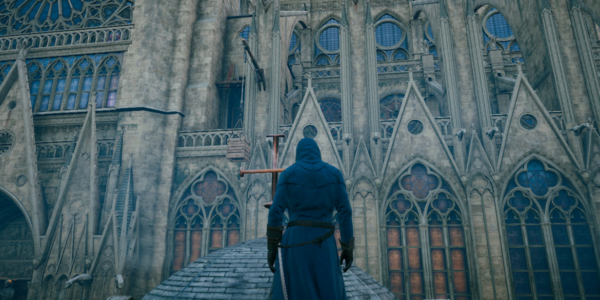 Assassin S Creed Unity Could Help Rebuild Notre Dame Cathedral