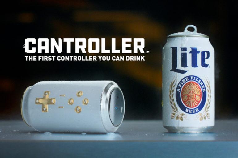 Miller Lite Cantroller