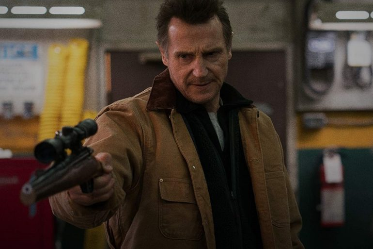 Liam Neeson Cold Pursuit
